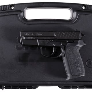 Sig Sauer SP2340 Semi-Automatic Pistol with Case
