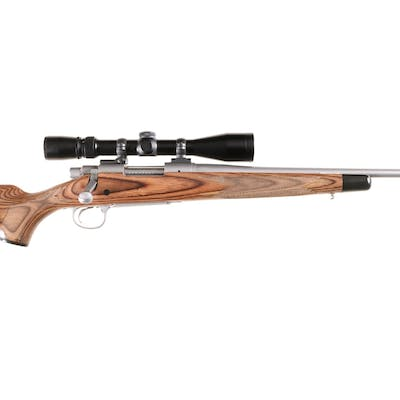 Remington Model 700 Bolt Action Rifle with Scope