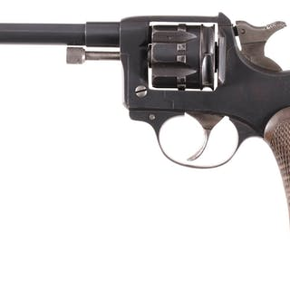 French St. Etienne Double Action Revolver