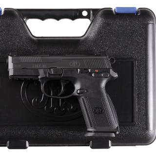FNH USA FNX-40 Semi-Automatic Pistol with Case