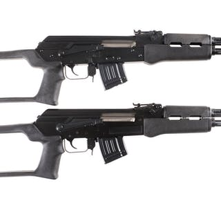Two Norinco Semi-Automatic Rifles