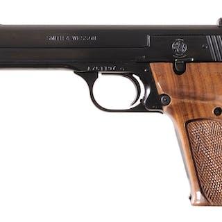 Smith & Wesson Model 41 Semi-Automatic Pistol