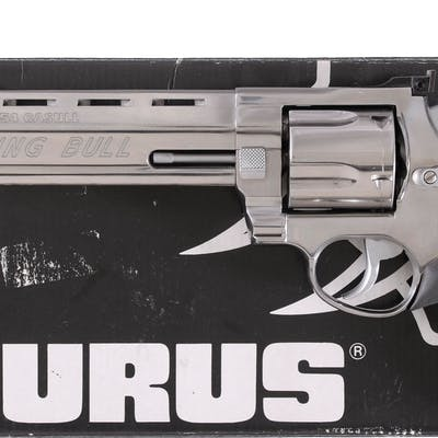 Taurus Model 454 Raging Bull Double Action Revolver with Box