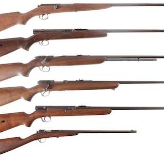 Six Long Guns