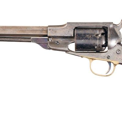 Remington Beals Navy Percussion Revolver | Barnebys