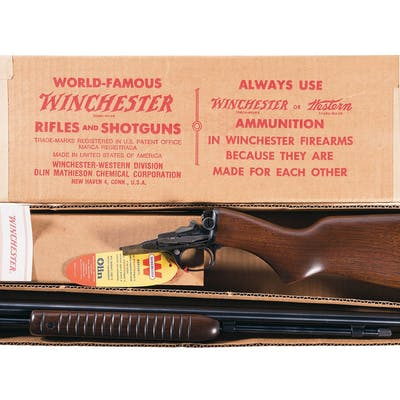 winchester model 61 22 serial numbers