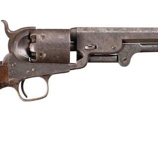 British Military Colt London Model 1851 Navy Revolver