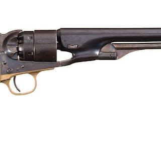 U.S. Colt Model 1860 Army Percussion Revolver