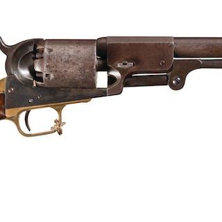Colt Third Model Dragoon Percussion Revolver