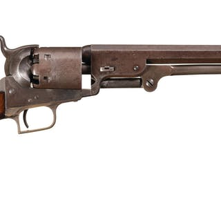 Colt 2nd Model 1851 Navy Percussion Revolver