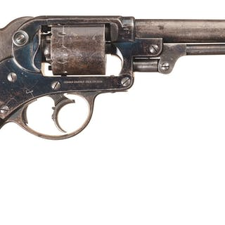 U.S. Starr Arms Co. Model 1858 Army Double Action Revolver