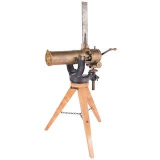 "Colt Model 1877 ""Bulldog"" Gatling Gun with Tripod"