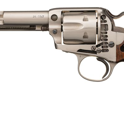 Colt Single Action Army Bisley Model Cut Away Revolver