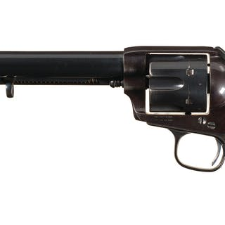 """Colt """"Pinched Frame"""" Single Action Army Revolver"""