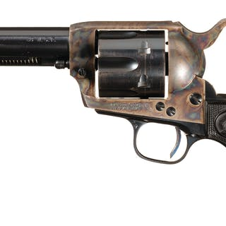 Excellent First Generation Colt Single Action Army Revolver