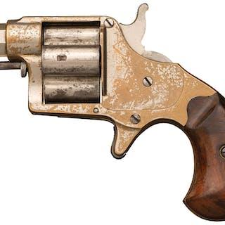 "Rare First Year Production Colt ""Cloverleaf"" Snub Nose Revolver"