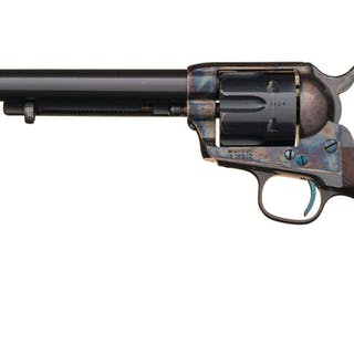 Documented 1880 Production Colt Cavalry Model SA Revolver