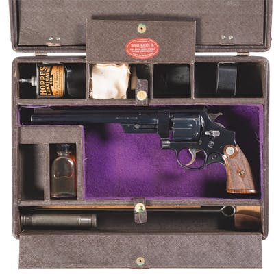 Smith & Wesson - Registered Magnum 357