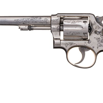 Smith & Wesson Hand Ejector .38 Military and Police Second Model