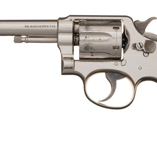 Smith & Wesson .32-20 Hand Ejector 1st Model Revolver