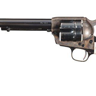 Exceptional First Generation Colt Single Action Army Revolver