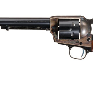 First Generation Colt Frontier Six Shooter SAA Revolver, Letter