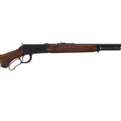 Winchester Deluxe Model 64 Lever Action Rifle