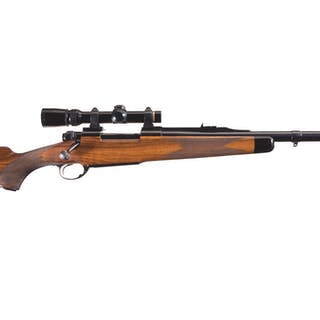 Paul Jaeger Custom Winchester Model 70 Rifle