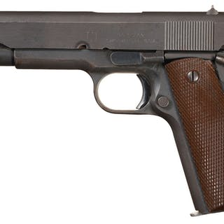 U.S. Union Switch & Signal 1911A1 Pistol
