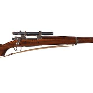Remington Model 1903A4 Bolt Action Sniper Rifle