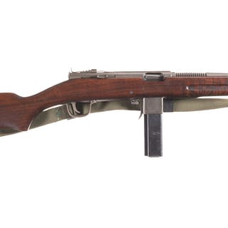 Desirable Class II Fully Automatic H&R/Reising Model 50 SMG
