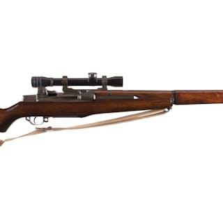U.S. Springfield Armory M1C Semi-Automatic Sniper Rifle