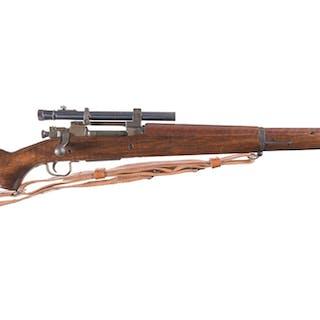 Remington Arms Model 1903A4 Bolt Action Sniper Rifle