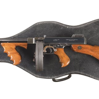 Fully Automatic Class III Auto-Ordnance Model 1928 SMG