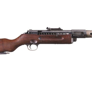 German Type Fully Automatic MP28 SMG by Charles Erb
