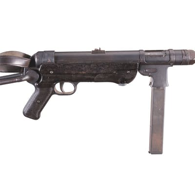 German MP40 Type Fully Automatic Class III SMG by Phoenix Armory