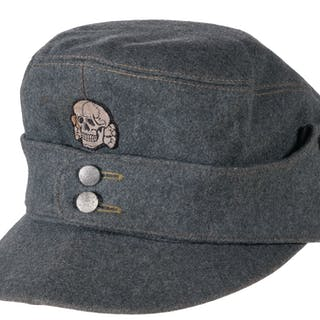 Enlisted Waffen-SS Model 1943 Field Cap