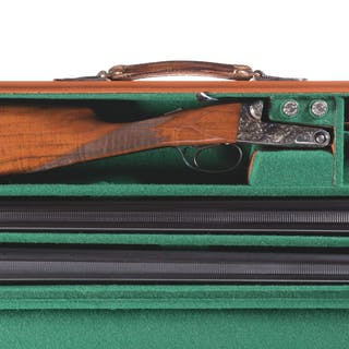 Winchester Parker Reproduction DHE Grade Side by Side Shotgun