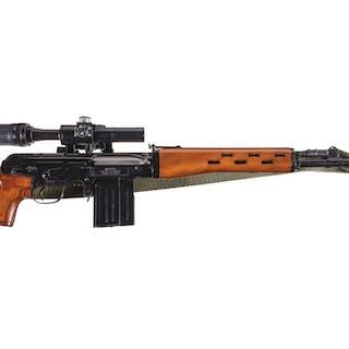 Rare Norico Model NDM-86 Sniper Rifle with Scope