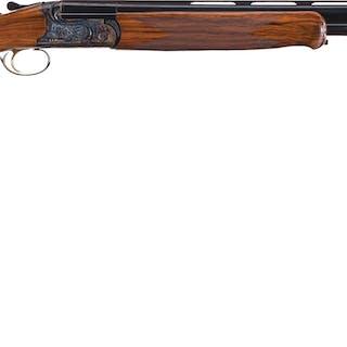 Engraved Caesar Guerini New Englander Over/Under Shotgun