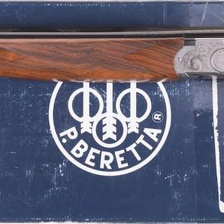 Beretta Model S687 EELL Diamond Pigeon Over/Under Shotgun