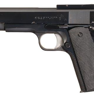 "Colt "".38 Special Kit"" 1911 Semi-Automatic Pistol"