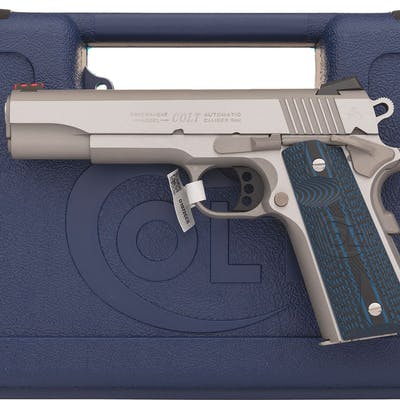 Colt Government Model National Match Pistol