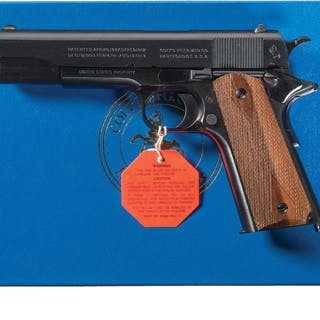 Colt Reproduction World War I 1911 Government Model Pistol