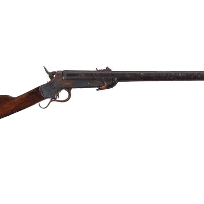 Civil War Sharps & Hankins 1862 Navy Carbine