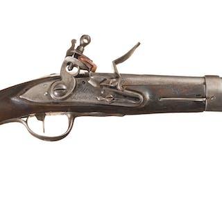 """Revolutionary Period French """"Libreville"""" Model 1763 Flintlock"""