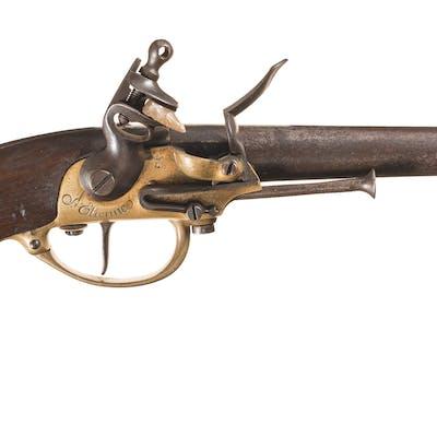 St. Etienne French Model 1777 Flintlock Pistol
