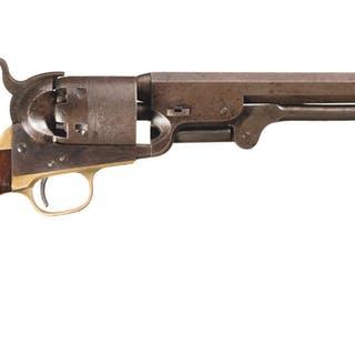 U.S. Colt Model 1851 Navy Percussion Revolver
