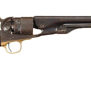 Civil War U.S. Colt Model 1860 Army Percussion Revolver