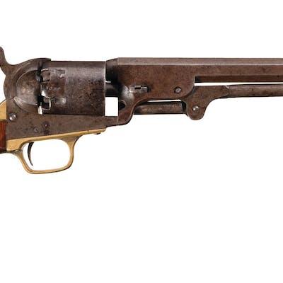 Metropolitan Arms Co. Navy Model Percussion Revolver